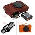 Мягкая Силиконовая Резина Камеры Защитный Чехол Кожа Случае Для Fujifilm Fuji XT10 XT-10 Мешок Камеры