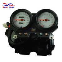 De reloj del velocímetro instrumentos medidores del odómetro tacómetro para HONDA CB600 HORNET 600 96 97 98 99 00 01 02 bicicleta en la calle