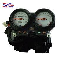 Motorcycle Speedometer Clock Instrument Gauges Odometer Tachometer For HONDA CB600 HORNET 600 96 97 98 99 00 01 02 Street Bike