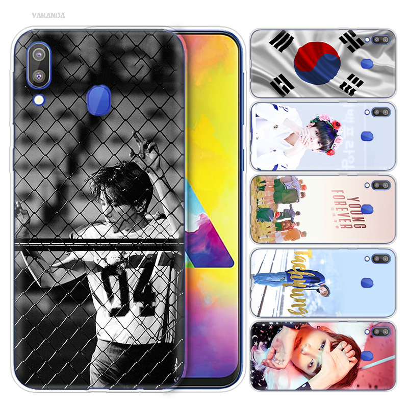 Korea Korean Koreans National <font><b>Flags</b></font> Print Case Coque for <font><b>Samsung</b></font> Galaxy S10 S10e S10 5G Plus M10 M20 M30 <font><b>A10</b></font> A20 A30 A40 A50 A70 image