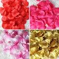 Pétalos de rosa 500 unids/lotas Accesorios Artificialos Decoraciones de La Boda De Rosa De Bodai Pétalo de la Flor