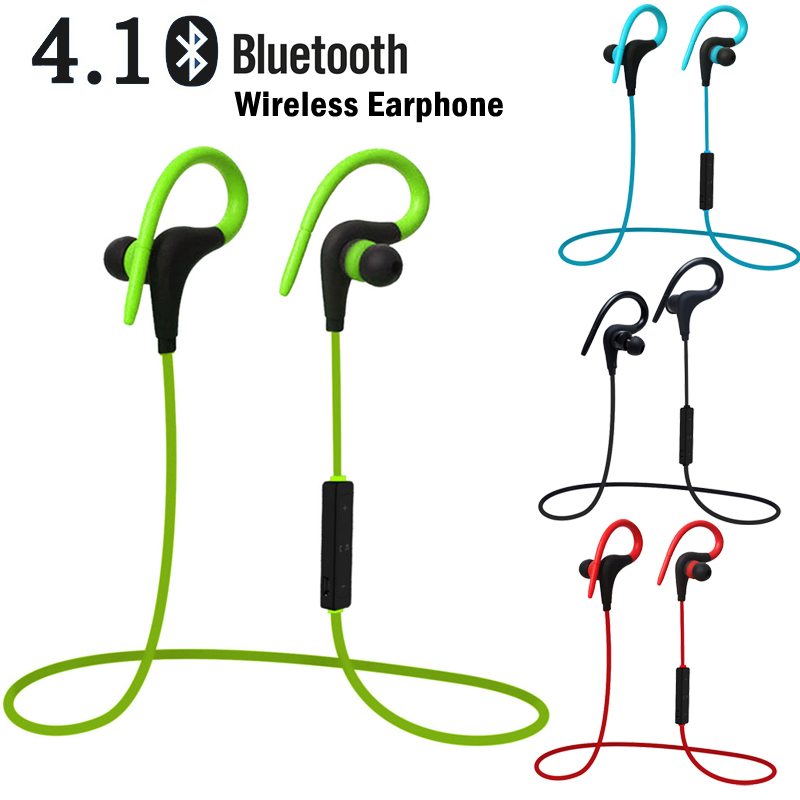 Q10 Wireless Headphones Bluetooth V4.1 Headset Bluetooth Earphone fone de ouvido Sport music with Mic For Mobile phone Earphone bluetooth earphone wireless music headphone car kit handsfree headset phone earbud fone de ouvido with mic remax rb t9