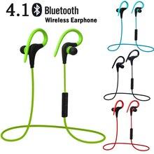 Q10 Auriculares Inalámbricos Bluetooth V4.1 Auricular fone de ouvido Auricular Bluetooth Deporte Auriculares de música con Micrófono Para El teléfono Móvil