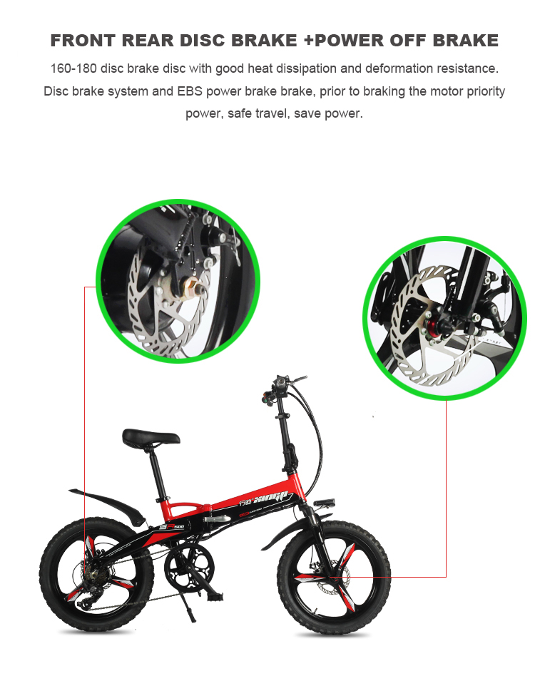 HTB1lJfmX5HrK1Rjy0Flq6AsaFXaL - Daibot Transportable Electrical Bike Two Wheels Electrical Scooters 20 inch Brushless Motor 250W Folding Electrical Bicycle 48V For Adults