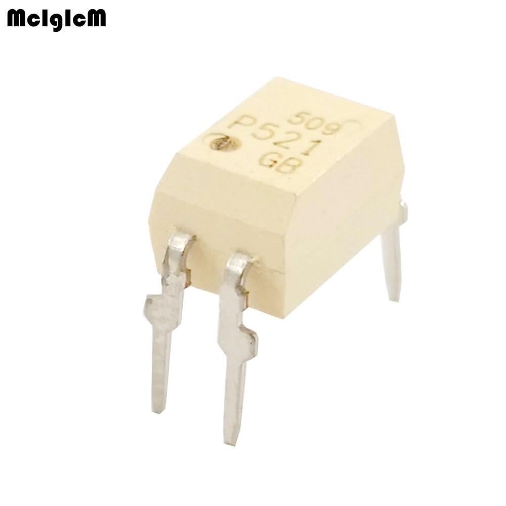 100 pz/lotto TLP521-1GB TLP521-1 TLP521 P521 DIP-4 Accoppiatore Ottico uscita a transistor di chip100 pz/lotto TLP521-1GB TLP521-1 TLP521 P521 DIP-4 Accoppiatore Ottico uscita a transistor di chip