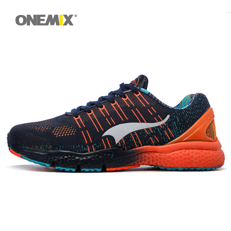 ONEMIX Men Running Shoes For Women Nice Athletic Trainers Zapatillas Trail Sports Shoe Light Outdoor Walking Sneakers Free 5.0 vik max athletic shoe women tricot lined figure ice skates shoes