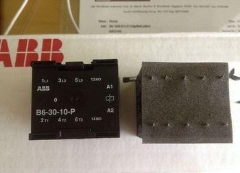 ABB miniature contactor B6-30-10-P, 24-240VAC 1 piece