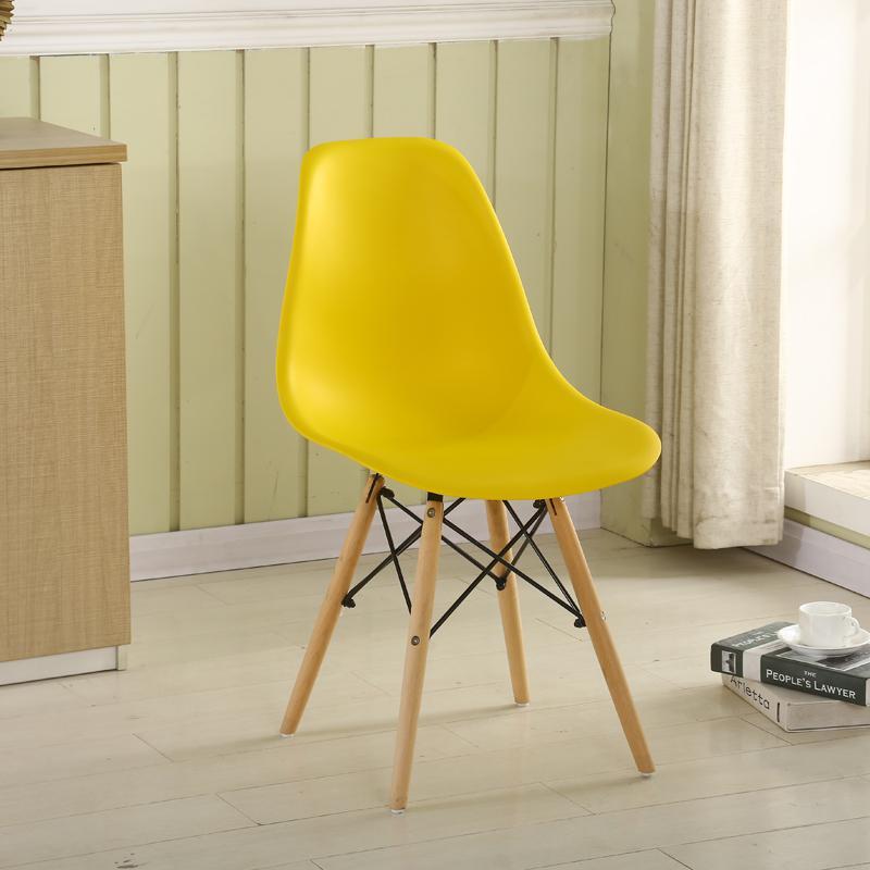 Модный стул, современный минималистичный стул, креативный стул, стол, офисный стул, домашний, скандинавский, обеденный стул - Цвет: style 4