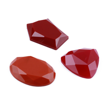 GDFSY 2pcs/lot 3 sizes Resin Hand Made Fashion Earring Womens Girls DIY Jewelry For Office Party Birthday Gifts S026