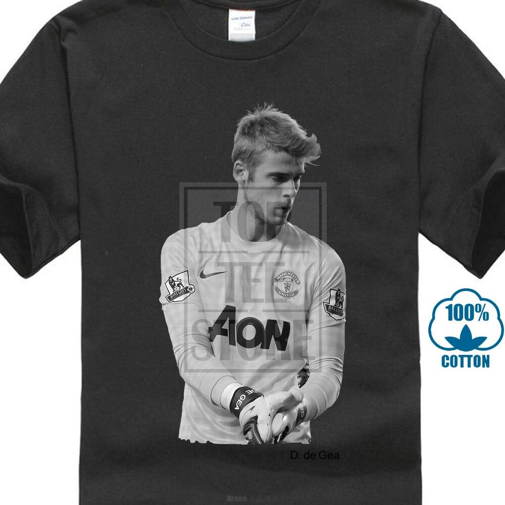 official photos 4a5d2 33382 David De Gea Tshirt Mens T Shirt