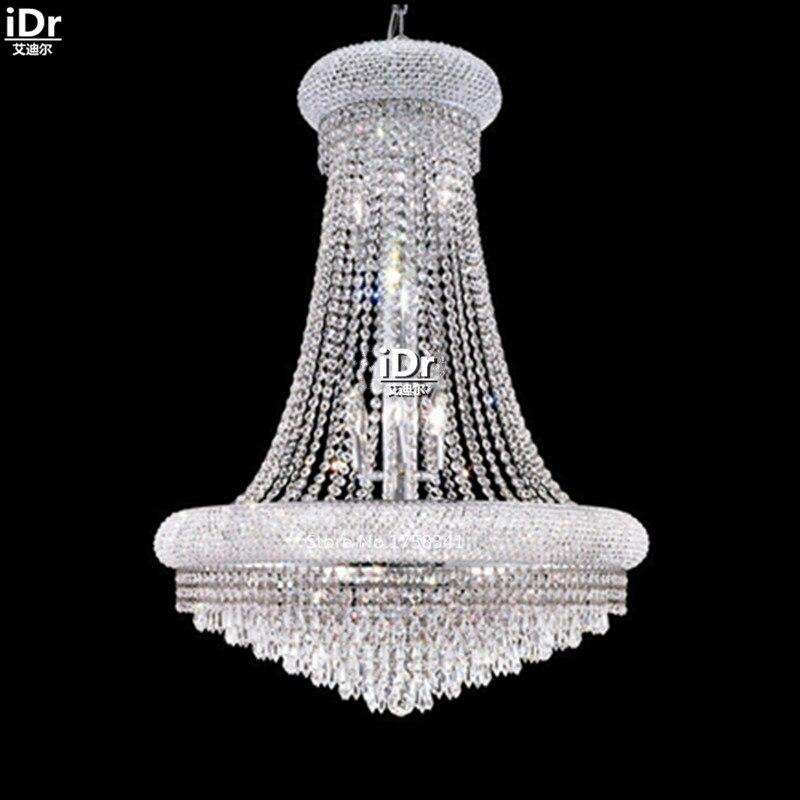 Continental lusteri E14 svjetiljka kristalna svjetiljka dnevna soba - Unutarnja rasvjeta - Foto 1