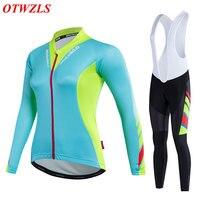 Long Cycling jerseys sets/kits 2017 spring/autumn cycling clothing Pro team mountain bike clothes outdoor sport wear bike wear