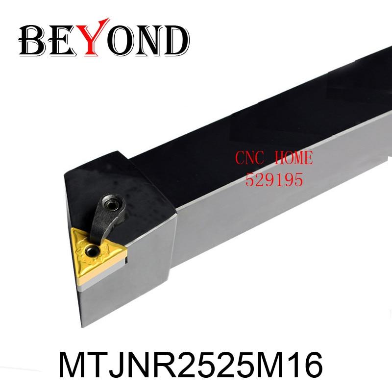 все цены на MTJNR2525M16/MTJNL2525M16,93 degree angle extermal Turning Tool holder Factory Outlets,mini cnc machine lathes boring Bar онлайн