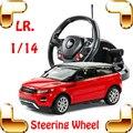 Presente de Ano novo 1/14 Roadster RC Grande Caminhão De Alta Velocidade Volante do carro Carro de Controle Remoto Deriva de Veículos de Grande Porte Grande brinquedos