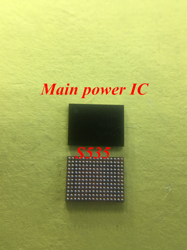 S535 grande puissance IC pour Sumsung S7 et S7 Bord G930FD G935S alimentation Principale puce PMIC