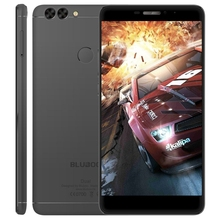 4 г оригинальный смартфон bluboo двойной 2 ГБ + 16 ГБ идентификации отпечатков пальцев 5.5 »Android 6.0 MTK6737T Quad Core до 1.5 ГГц OTG GPS