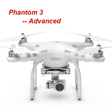 DJI Phantom 3 Advanced with 4K Camera 2.7K video RC Helicopter FPV Drone with EMS Free Shipping
