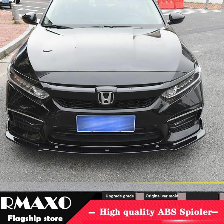 Chrome Rear Bumper Bottom Moulding Protector Cover Trim k For Honda Accord 18-19
