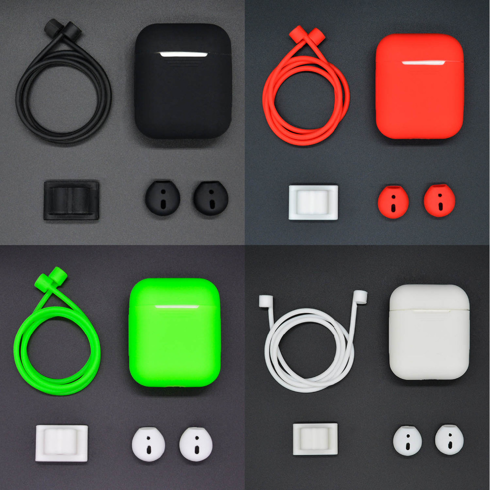 For airpods wireless bluetooth headset <font><b>case</b></font> accessory for <font><b>i18</b></font> <font><b>tws</b></font> I 18 i18tws <font><b>i18</b></font> i140 i180 i100 i120 i140 i180 image