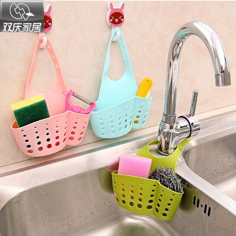Snap mosogató csaptelep ház bölcső konyhai polcok állvány - Szervezés és tárolás