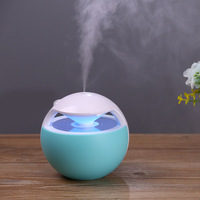 450ML Wizard Ultrasonic Humidifiers Air Humidifier Mist Maker Essential For Diffusers Aroma Diffuser Lamp For Home
