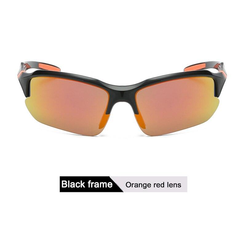 DONQL, поляризационные солнцезащитные очки для рыбалки, мужские спортивные очки для велоспорта, поляризационные линзы, UV400, очки для рыбалки, очки для ночного видения, женские - Цвет: 6