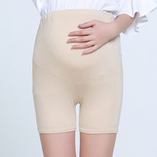 Maternity Clothing Pregnancy Safety Shorts Modal Underwear for Pregnant Women Under Skirts Safety Pants Maternity Mini Leggings(China)