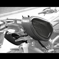 Motorcycle Waterproof Motorcycle Black Saddle Bags Multifunction Motos Luggage Universal Double Seat Tail Pack Riding Bag