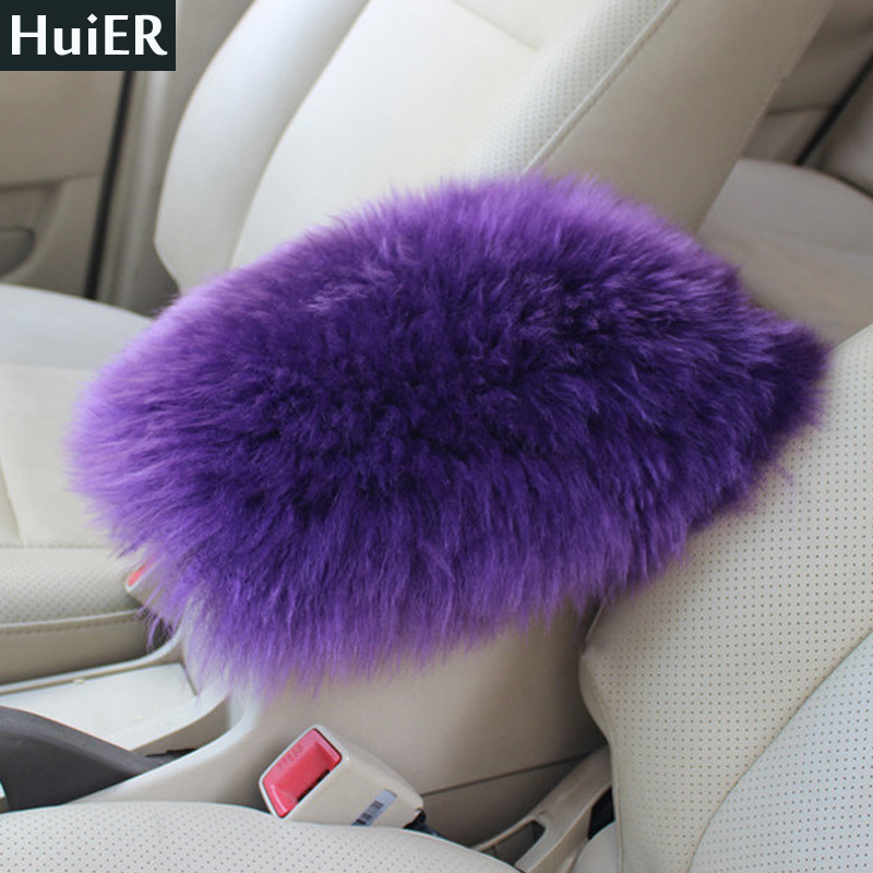HuiER Australia Spessa lana pura copertura di sede dell'automobile - Accessori per auto interni