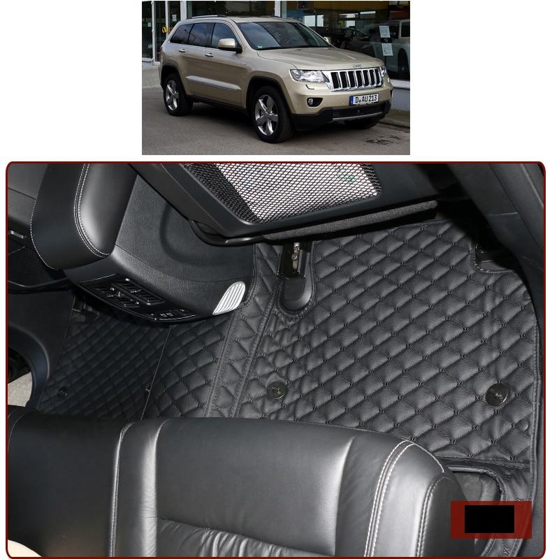 2015 Jeep Cherokee Interior: Aliexpress.com : Buy Lsrtw2017 Fiber Leather Car Interior