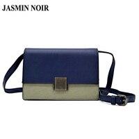 Vintage Retro Winter New Women Messenger Bag PU Leather Brand Design High Quality Patchwork All Match
