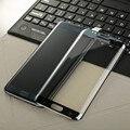 0.2 мм 9 H 3D Изогнутые Поверхности Полное Покрытие Экрана взрывозащищенный Закаленное Стекло Пленка для Samsung Galaxy S6 Edge/S6 Edge Plus/S7 край