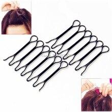 Модные 2 шт. в японском стиле зажимы для укладки челки, инструменты, расческа для волос спереди, Новинка# Y207E# Лидер продаж