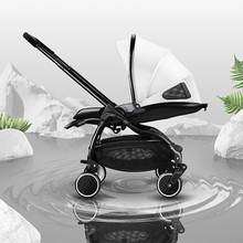New Fashion baby stroller lightweight baby carriage can fold shock absorber baby trolley for 0-3 years old child fast delivery цена