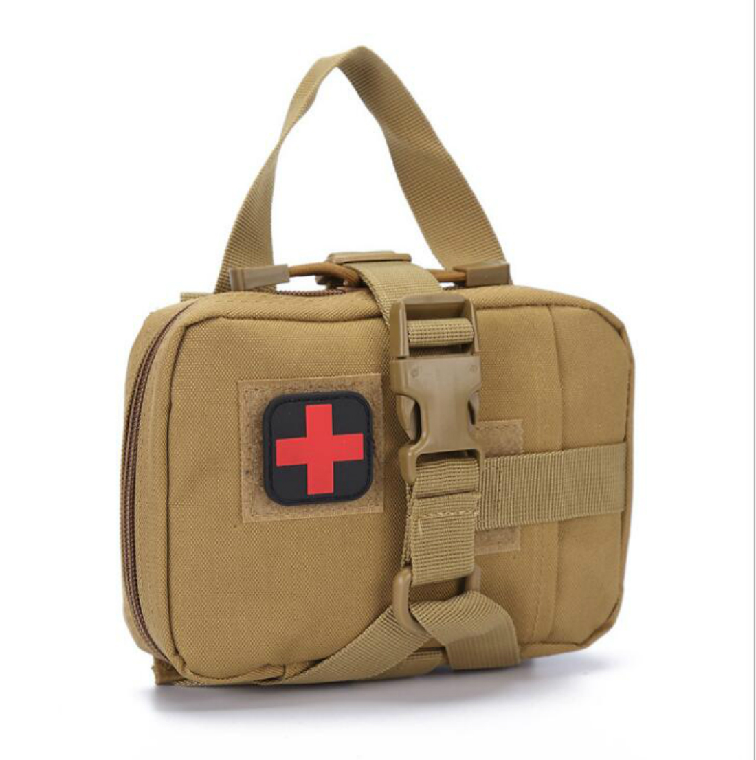 Blowout Utility Rip-away Emt Pouch Molle Pouch Ifak = Medical First Aid Kit Utility Pouch 1000D Nylon with First Aid Patch