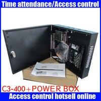 C3 400 для контроля доступа; управления 4 doorsTCP/IP с мощностью защиты коробка двери контроля доступа совета