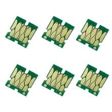 for FUJI DX100 Cartridge One time chip for FUJIFILM DX-100 printer ink cartridge