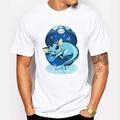Pokemon Shirt 2016 New Men's Fashion Pokemon Go TShirt Men T Shirts Novelty O-neck T-shirt Tops Short Sleeve