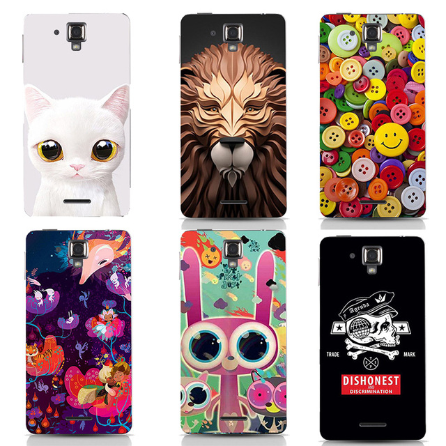 low cost f4c10 271fe US $2.79 44% OFF|S8 Beautiful Design Original silicone Printed Cartoon  Phone Case For Lenovo S898T Back Cover Printing Drawin Cell Phone Cases-in  ...