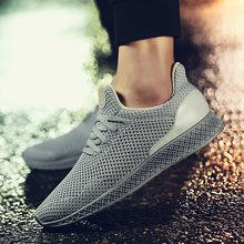 Hot Spring/Autumn High Quality Men Casual Shoes Fashion brand soft breathable Lace-up male shoes