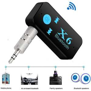 3.5mm Audio Adapter Bluetooth 4.1 Jack AUX TF Card Reader