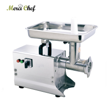 где купить ITOP 80kgs/h ELectric Meat Grinder Stainless Steel Meat Mincer Food Chopper Sausage Filling Commercial Food Processors Machine дешево