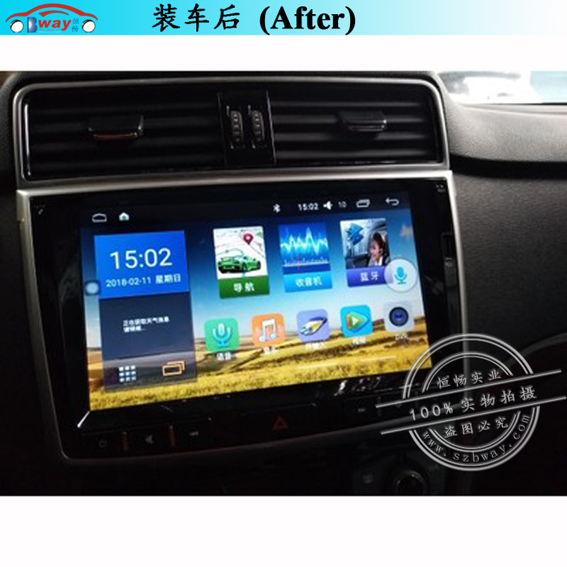 "Discount Free shipping 10.2"" car radio for Greatwall Hover H6 android 7.0 car dvd player with bluetooth,GPS Navi,SWC,wifi,Mirror link,DVR 5"