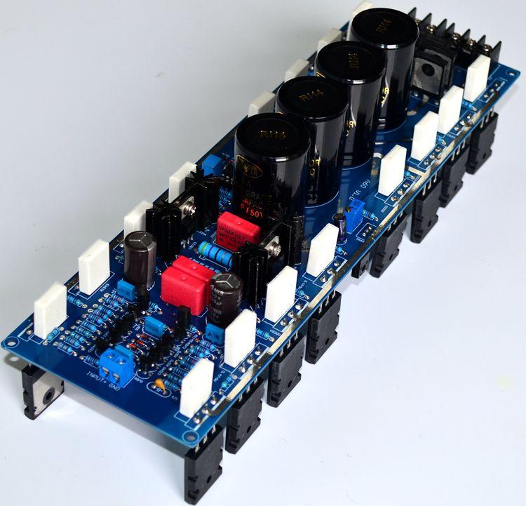 Sharplace Bloc de Distribution de Puissance Audio C/âble dalimentation Amplificateur Solaire 60A 3 Voies