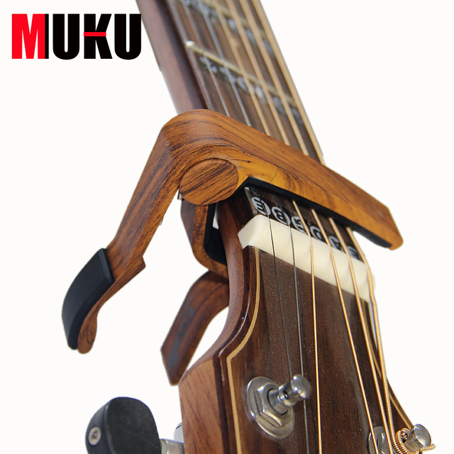 Guitar Parts Accessories MA 12 Acoustic Capo Also For Electric 3