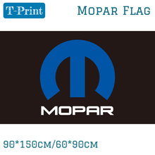 Free shipping 90*150cm 60*90cm Mopar Flag Polyester Banner For Racing Event Office Home decoration