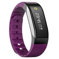 Superior 2016 Men Women H4 Bluetooth Heart Rate Monitor Smart Touch Bracelet Fitness Wristband Outdoor Hot