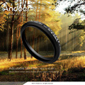 Andoer 58mm filtro nd fader densidad neutral nd2 ajustable a nd400 variable filtro para cámara canon nikon dslr