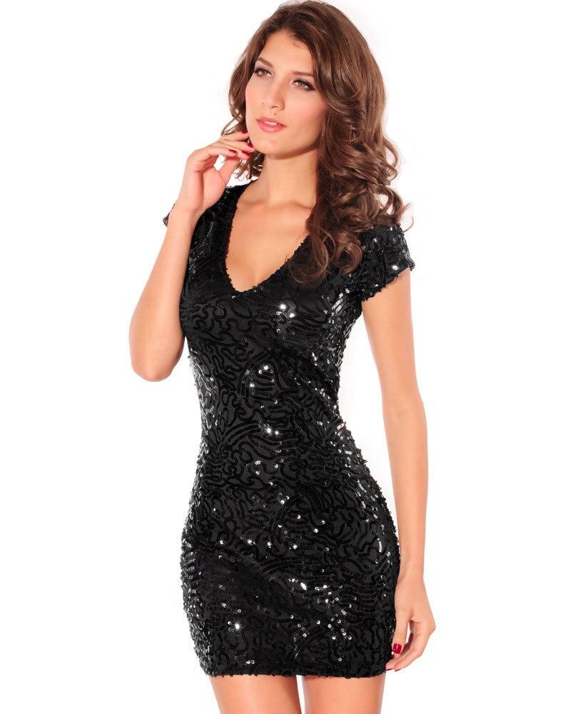 Popular Sequin Club Dresses-Buy Cheap Sequin Club Dresses lots ...