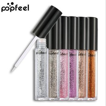 POPFEEL-Sombra de ojos, Sombra de ojos, lápiz, Maquillaje resistente al agua, Maquillaje,...